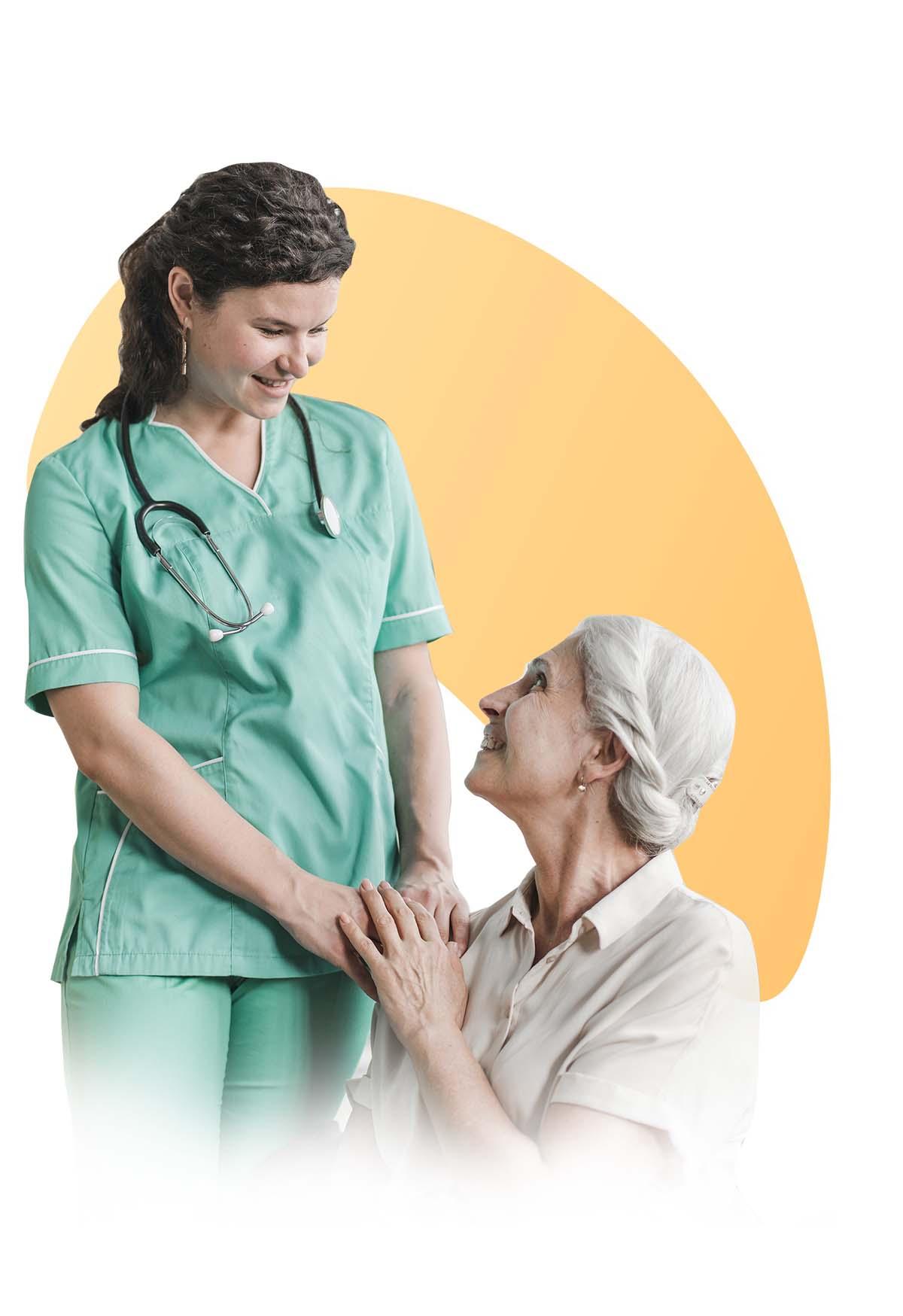 Nursing & Healthcare Assistants Jobs & benefits